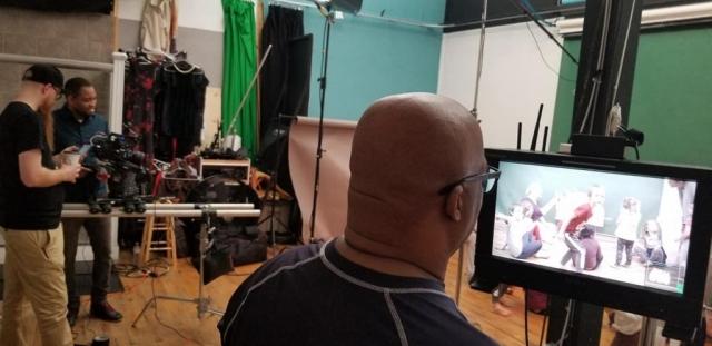 video shoot in hamilton