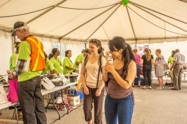Hamilton Vegetarian Food fair