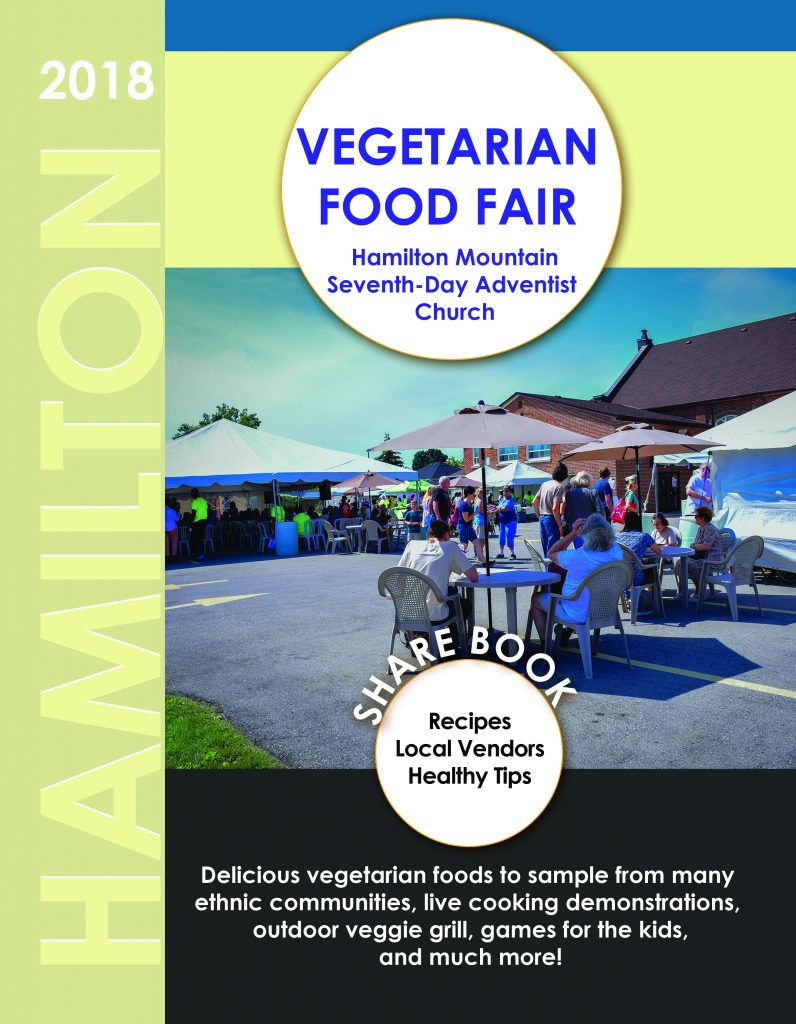 Hamilton Vegetarian Food fair