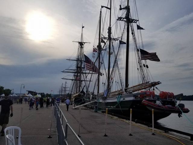 tall ships hamilton