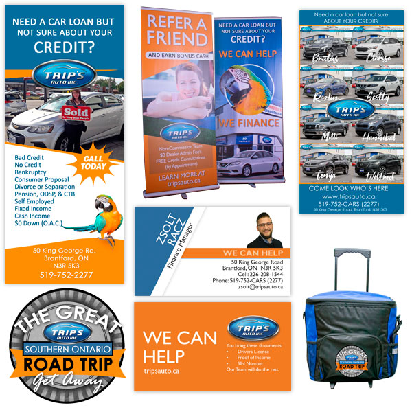 Trips Auto Brantford